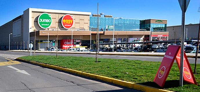 Nuevo Easy San Bernardo